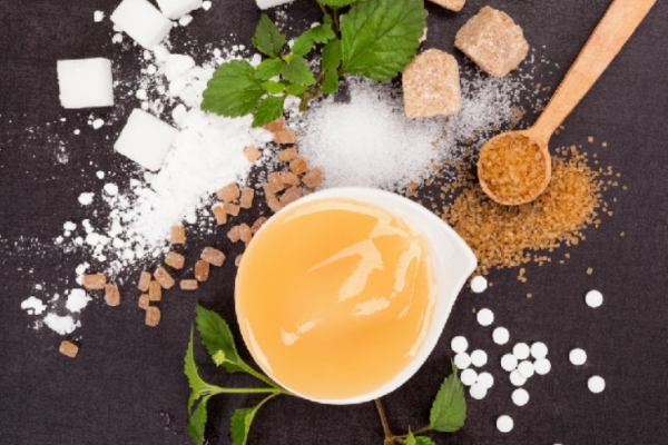 Sweeteners Instead Of Sugar Add Sweetness To Life And Health